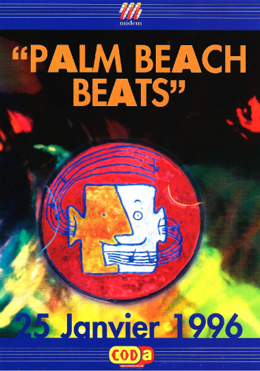 Flyer Midem Palm Beach Beats